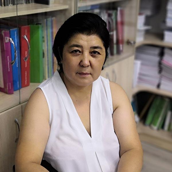 Шаршенбаева Ленаркул Бектурсуновна