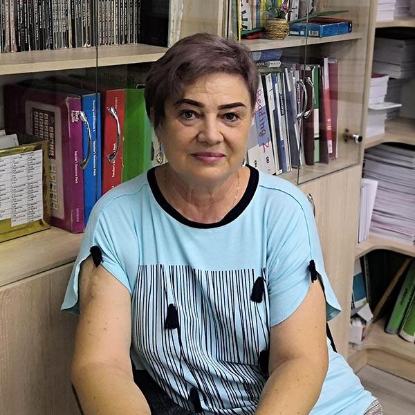 Николаева Ирина Альбертовна