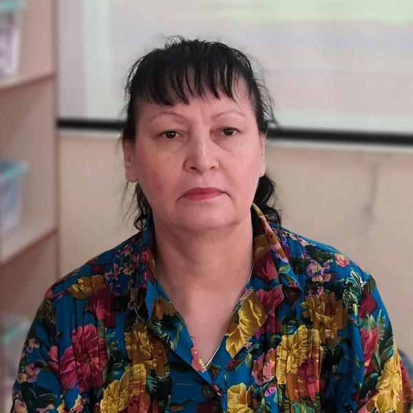 Белецкая Людмила Владимировна