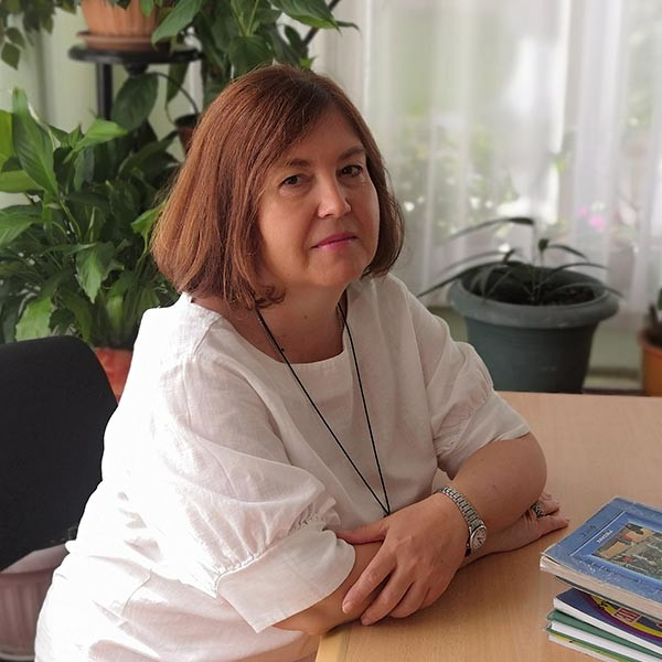 Москаленко Оксана Петровна