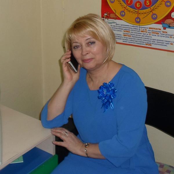 Данилочкина Ирина Петровна