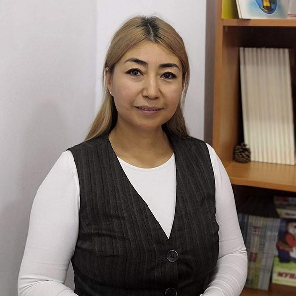 Жумалиева Гулжан Рыскуловна
